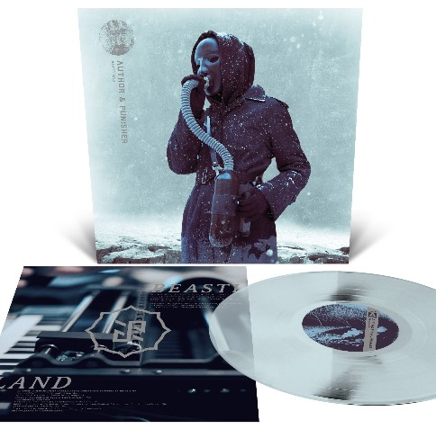 Author & Punisher - Beastland [Indie Exclusive Limited Edition Electric Blue LP]