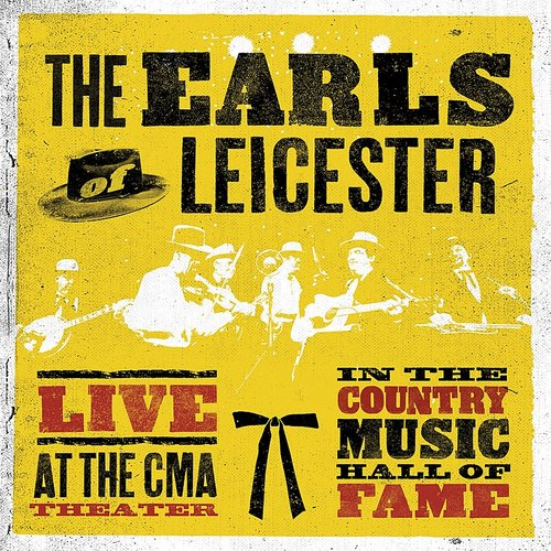 The Earls Of Leicester - White House Blues (Live) - Single