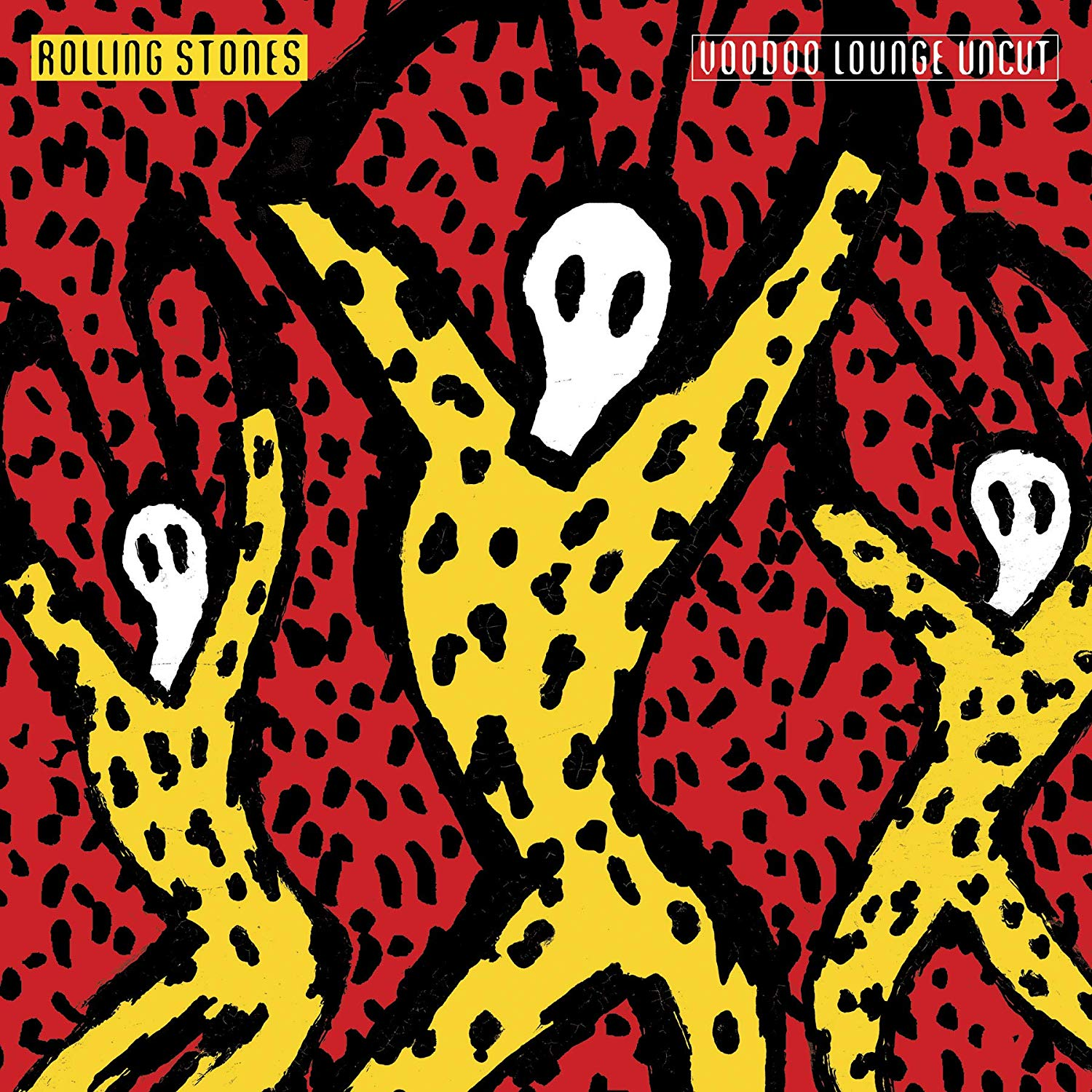 The Rolling Stones - Voodoo Lounge Uncut [Red 3LP]