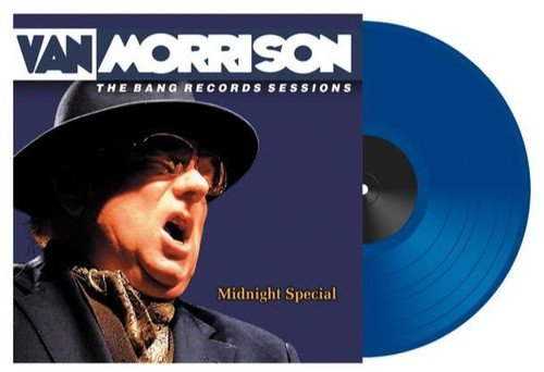 Van Morrison - Midnight Special: Bang Records Sessions [Import Limited Edition Blue LP]