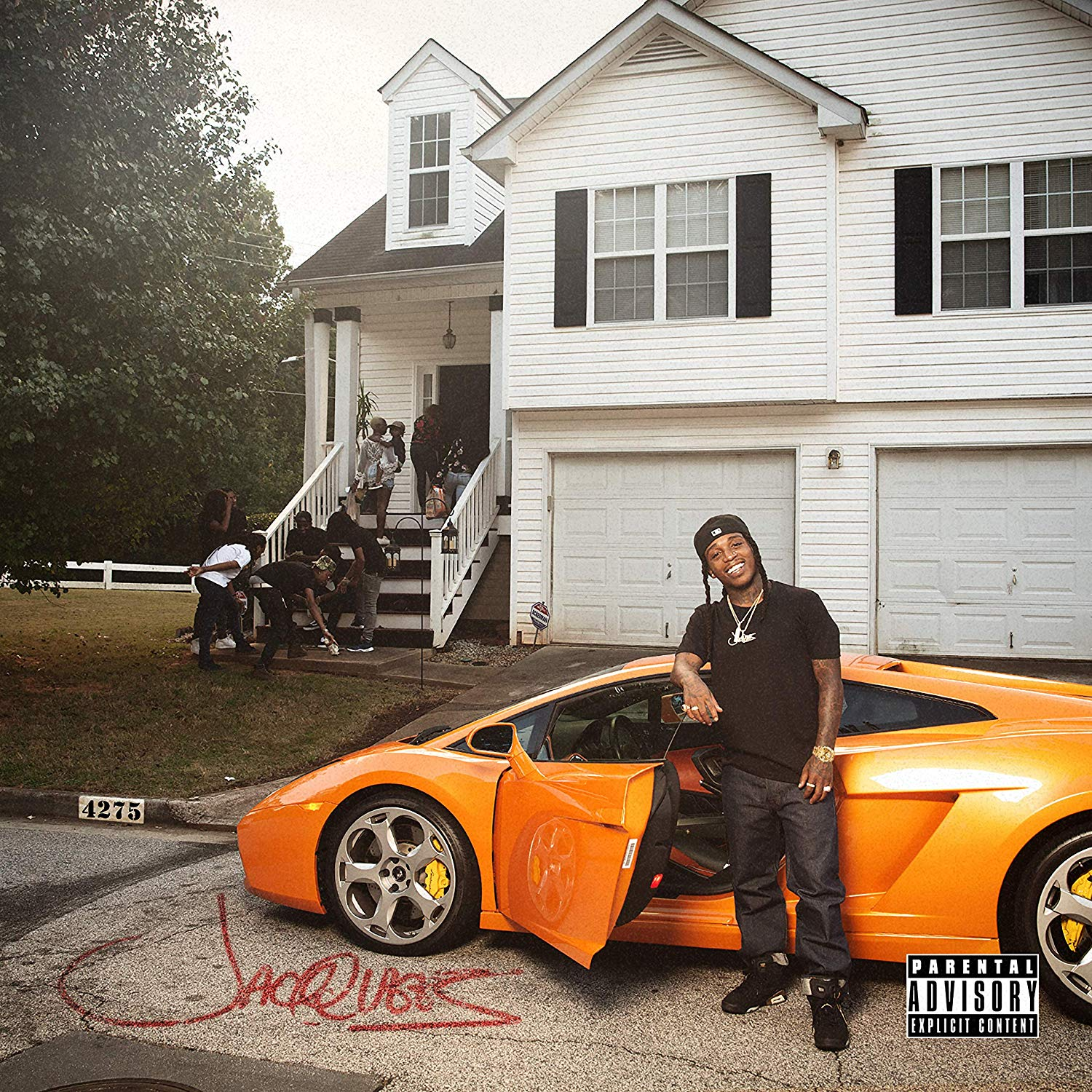 Jacquees - 4275 [Import]