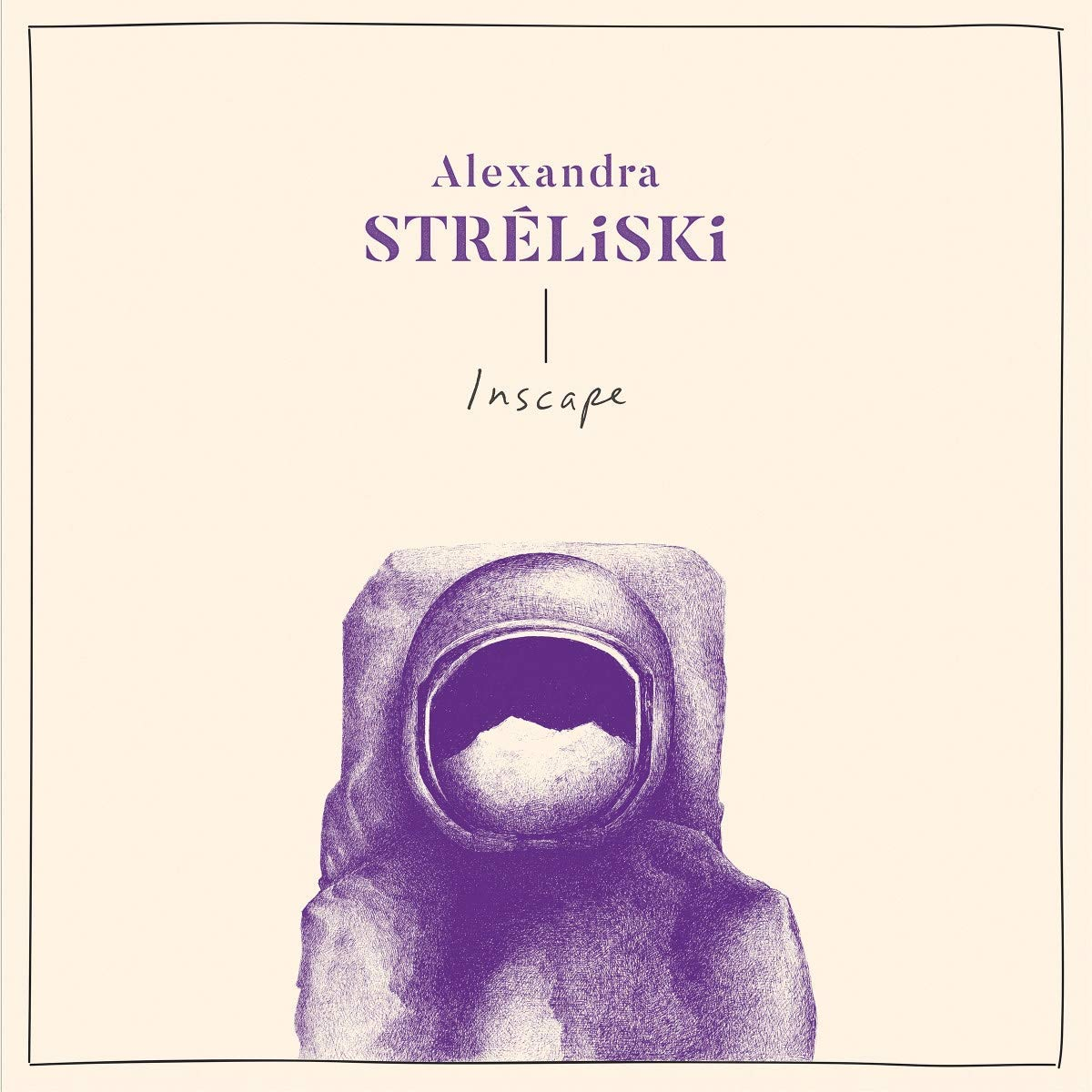 Alexandra Streliski - Inscape [Limited Edition LP]