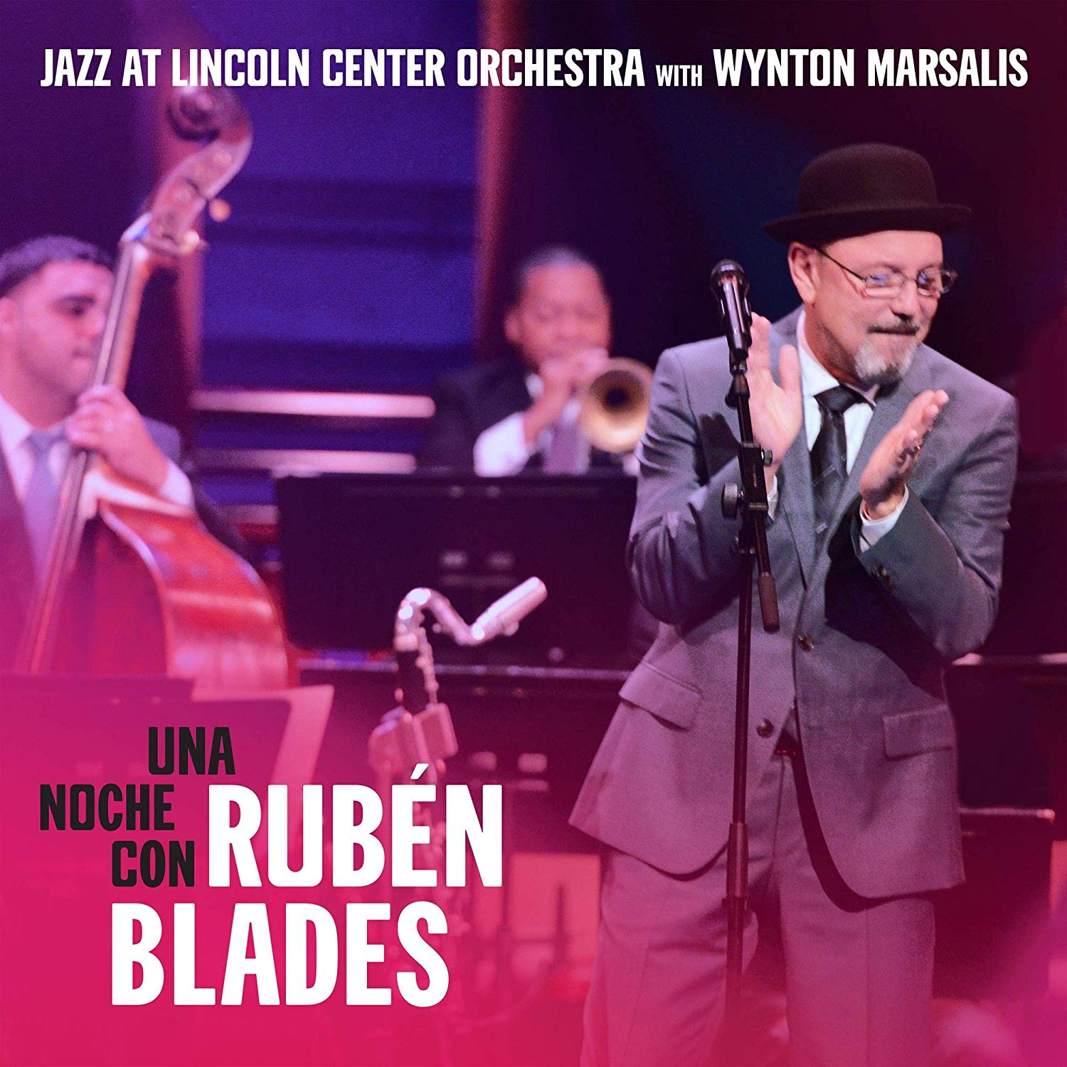 The Jazz At Lincoln Center Orchestra With Wynton Marsalis - Una Noche Con Ruben Blades