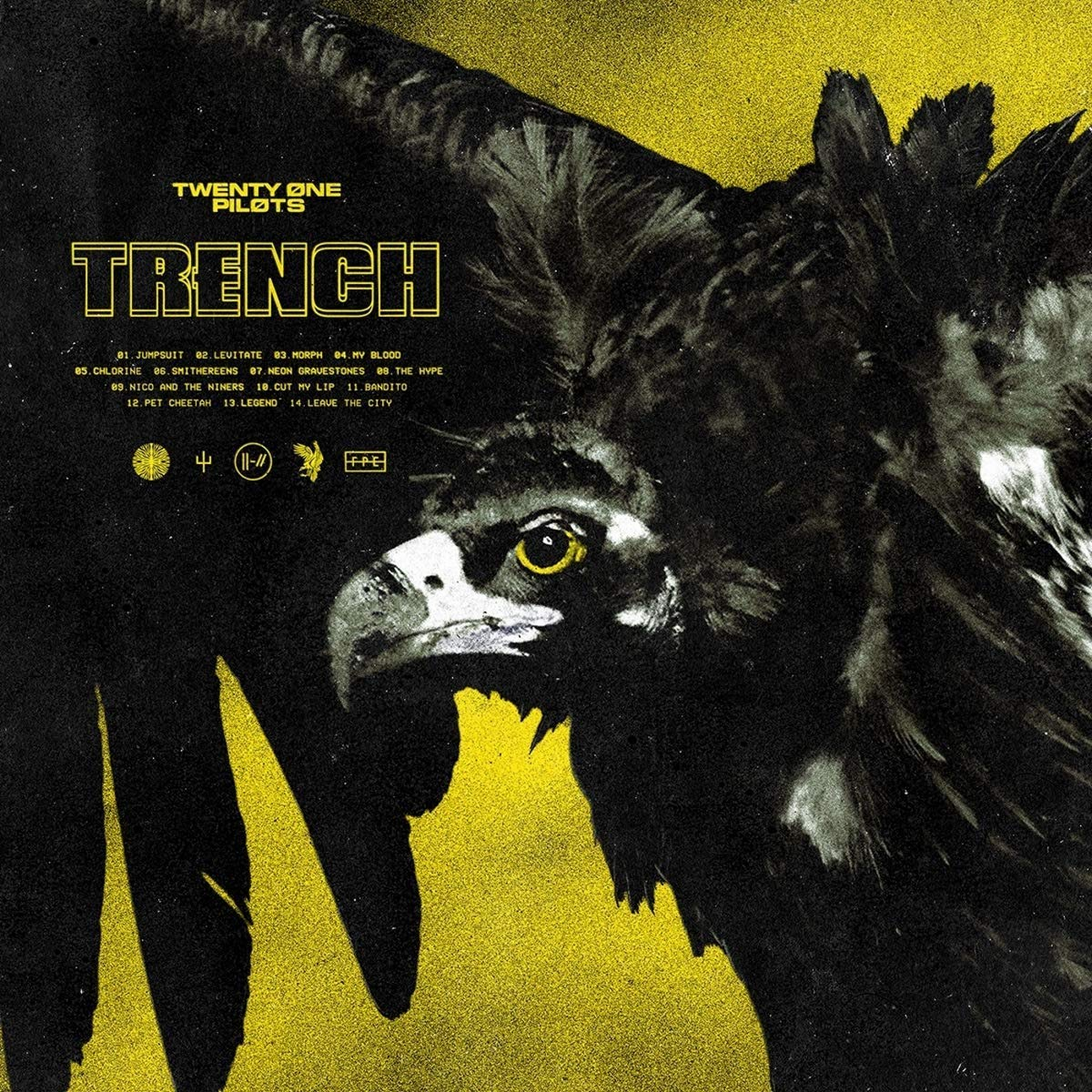 Twenty One Pilots - Trench [Cassette]