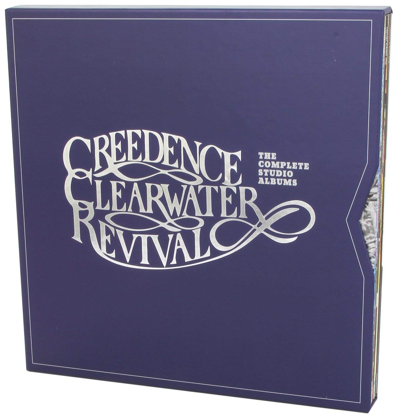 Creedence Clearwater Revival - The Complete Studio Albums Set [Limited Edition LP Box Set]