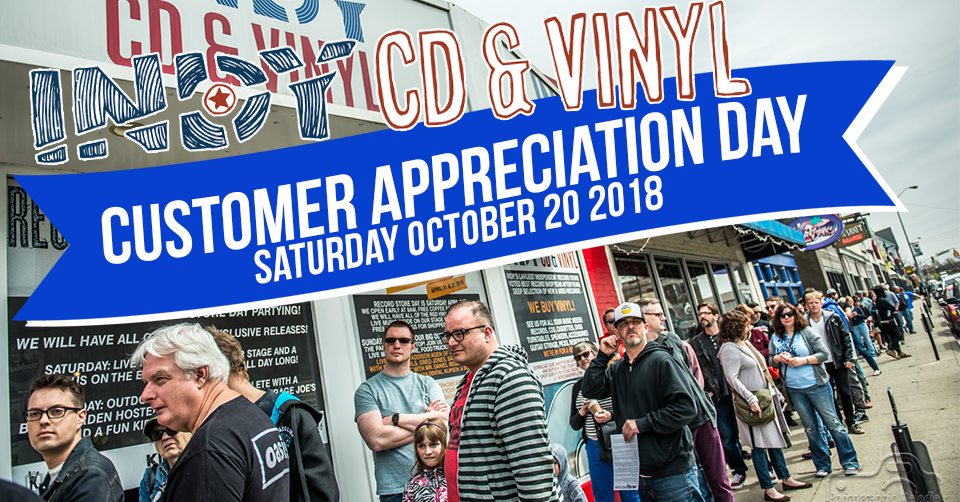 Customer Appreciation Day is Oct 20th!
