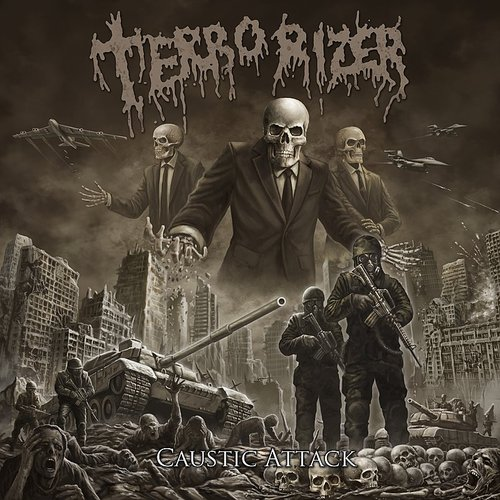 Terrorizer - Caustic Attack - Single
