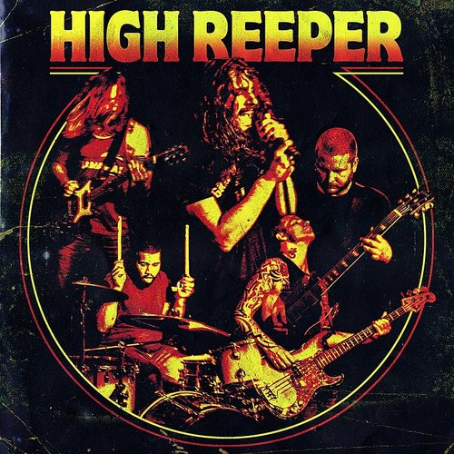 High Reeper - High Reeper (Uk)