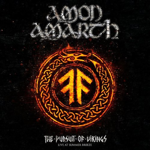 Amon Amarth - Twilight Of The Thunder God (Live At Summer Breeze: Main Stage) - Single