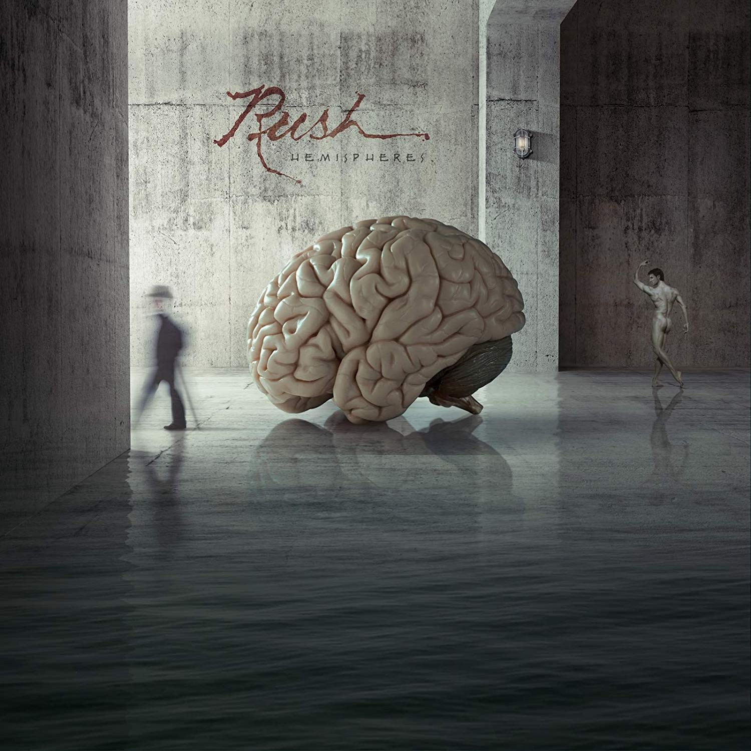 Rush - Hemispheres: 40th Anniversary [3LP]