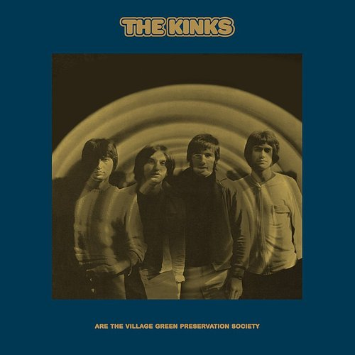 The Kinks - Village Green Overture (Preservation Version - Stereo) - Single