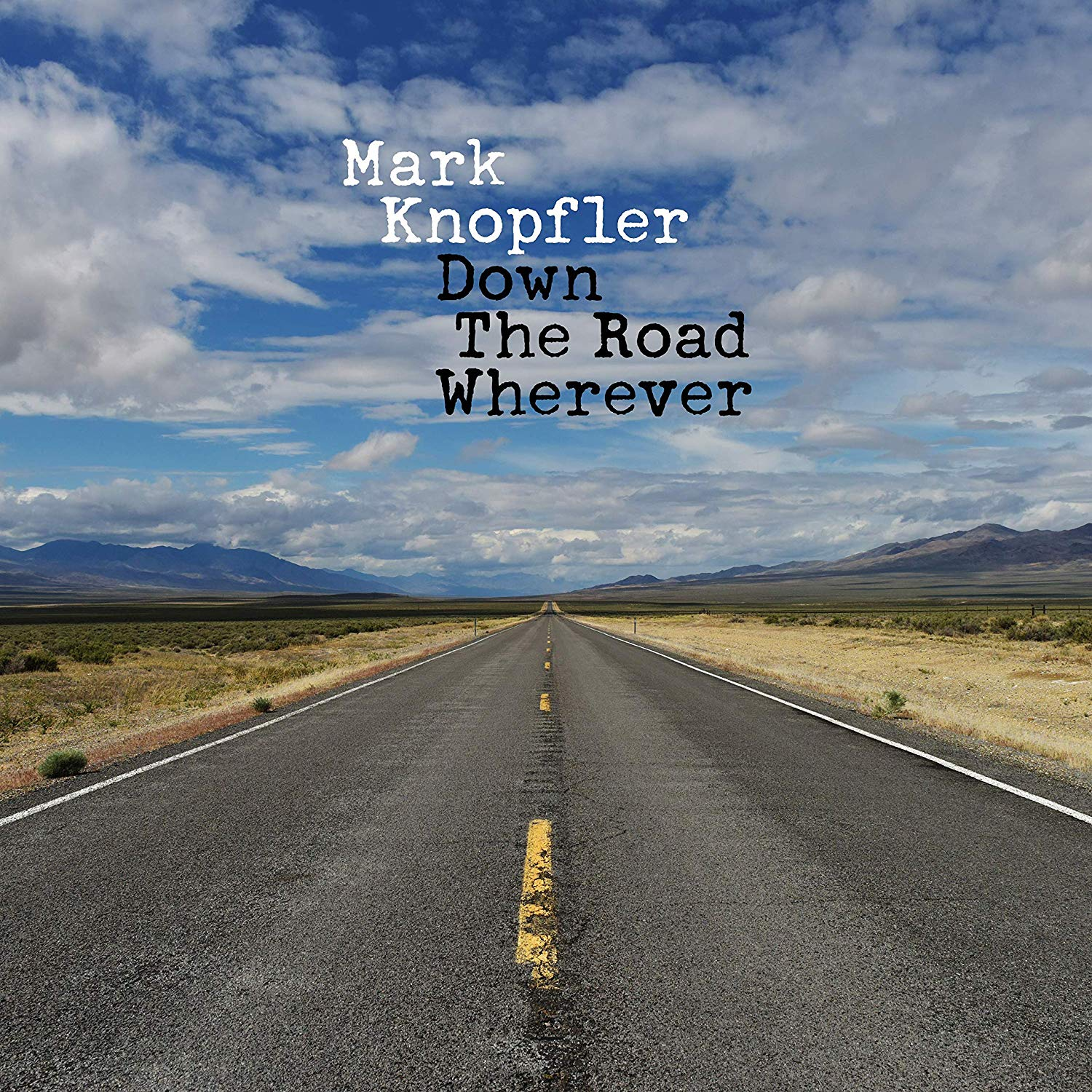 Mark Knopfler - Down The Road Wherever [2LP]
