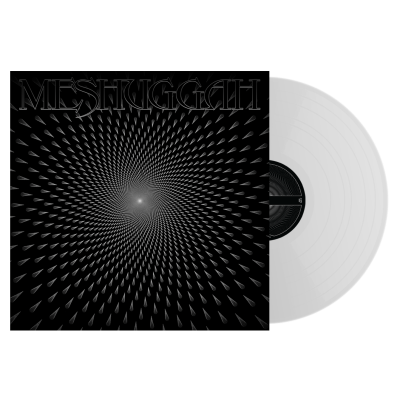Meshuggah - Meshuggah [Indie Exclusive Limited Edition White LP]