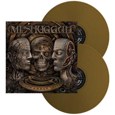 Meshuggah - Destroy Erase Improve [Indie Exclusive Limited Edition Gold 2LP]