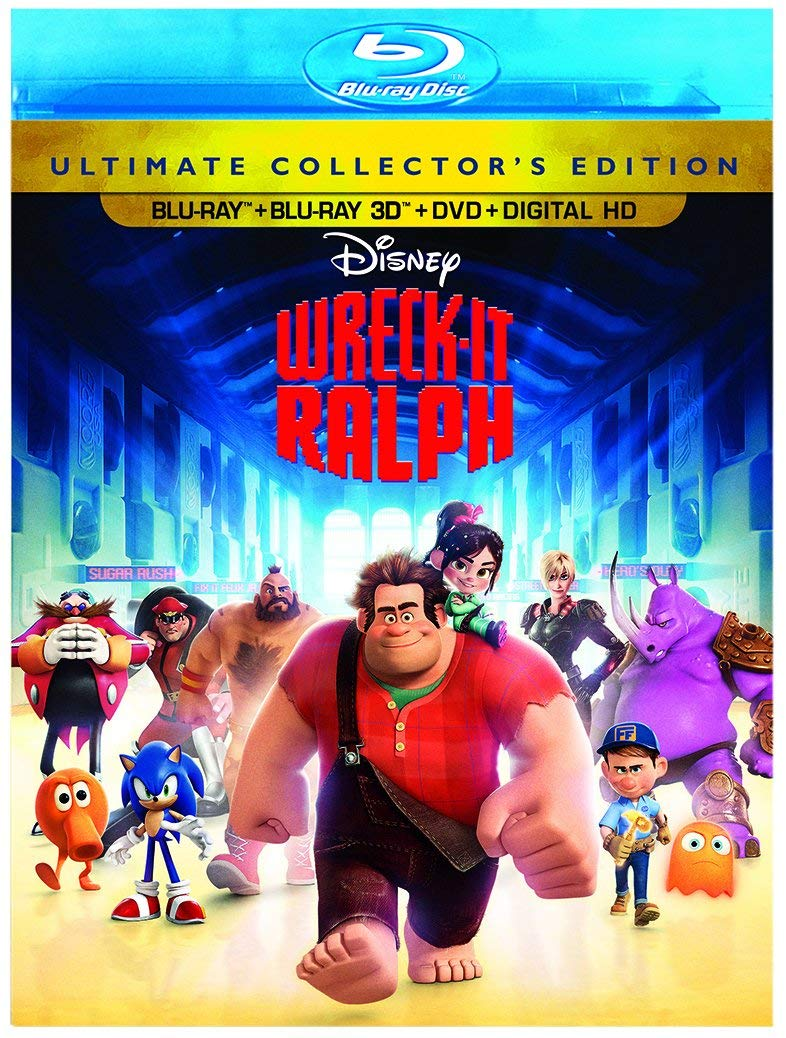 Wreck-It Ralph [Movie] - Wreck-It Ralph [Ultimate Collector's Edition]