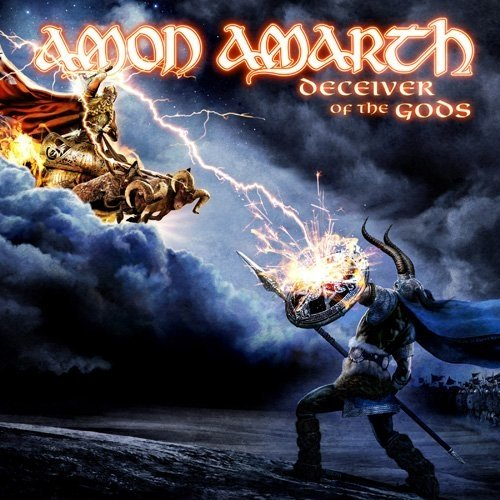 Amon Amarth - Deceiver Of The Gods [Import LP]