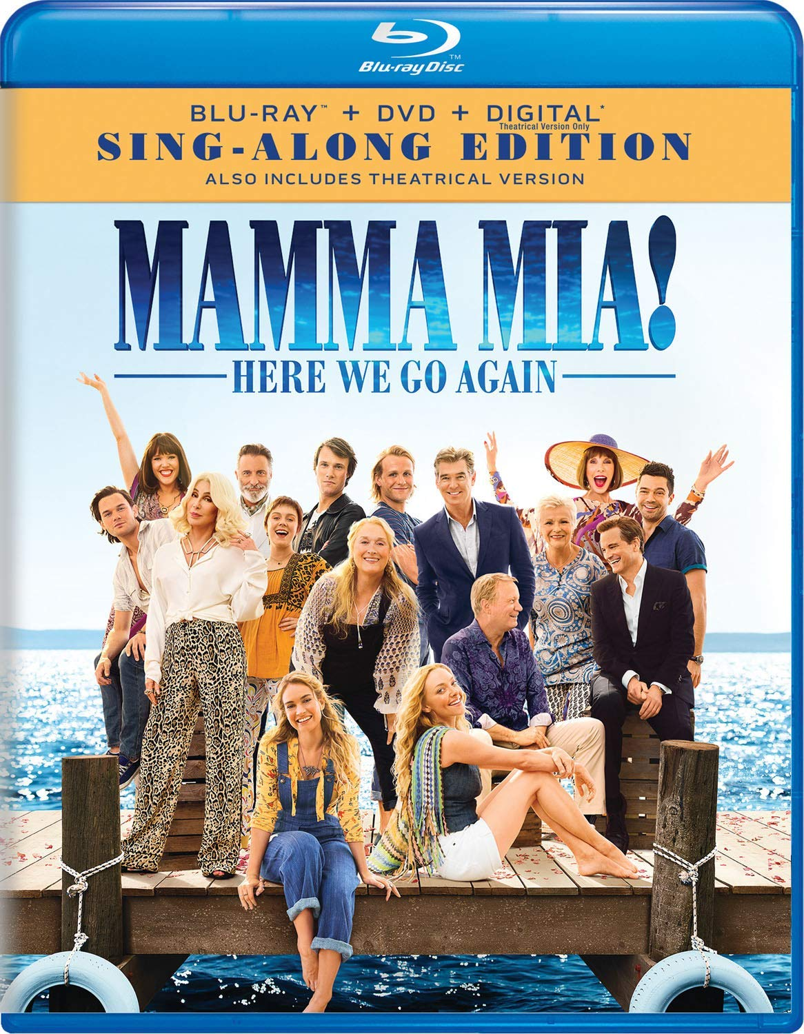Mamma Mia! The Movie [Movie] - Mamma Mia! Here We Go Again