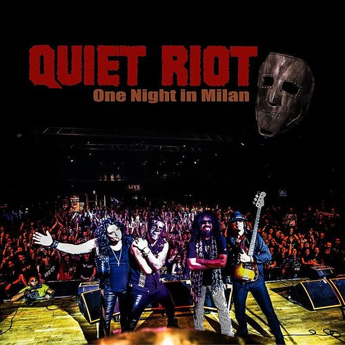 Quiet Riot - Condition Critical (Live) - Single
