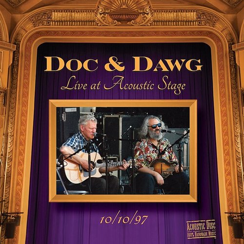 Doc Watson / David Grisman - Doc & Dawg Live at Acoustic Stage