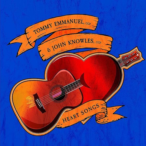 Tommy Emmanuel / John Knowles - How Deep Is Your Love - Single