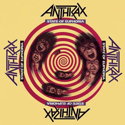 Anthrax - State Of Euphoria: 30th Anniversary Edition