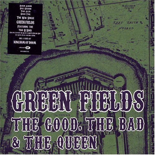 The Good, The Bad & The Queen - Green Fields [Import Single]