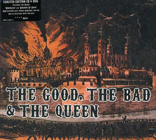 The Good, The Bad & The Queen - The Good, The Bad & The Queen [Import Limited Edition]