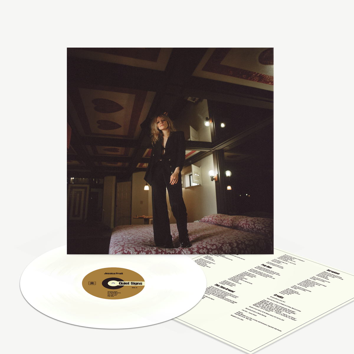 Quiet Signs [Indie Exclusive Limited Edition White LP]