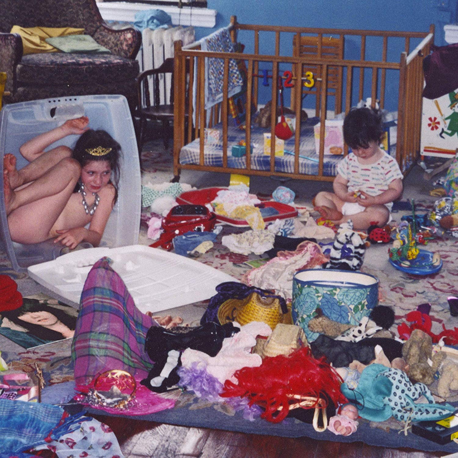Sharon Van Etten - Remind Me Tomorrow [Clear Blue LP]
