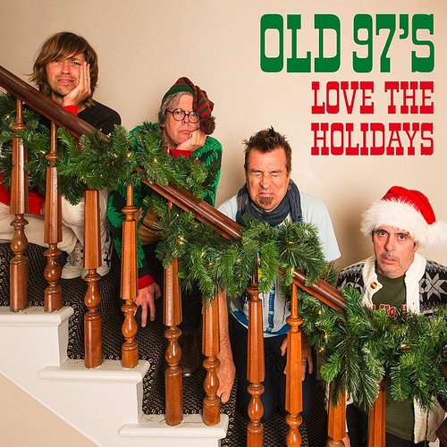Old 97's - Blue Christmas - Single