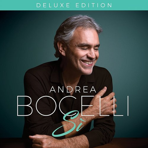 Andrea Bocelli - Si (Deluxe) (Spanish Version)