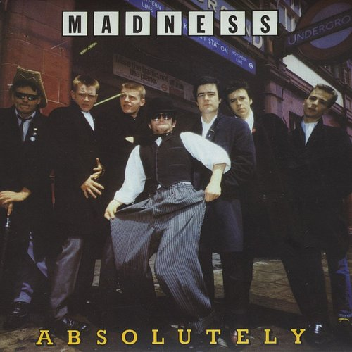 Madness - Absolutely (Uk)