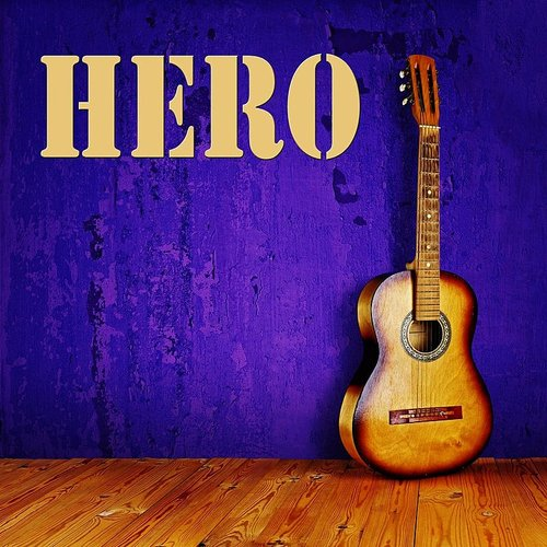 The Campfires - Hero - Single