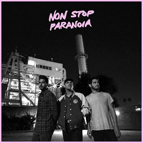 Together Pangea - Non Stop Paranoia EP