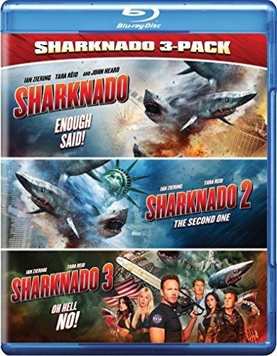 Sharknado [Movie] - Sharknado Triple Feature