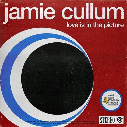 Jamie Cullum - Love Is In The Picture - Single