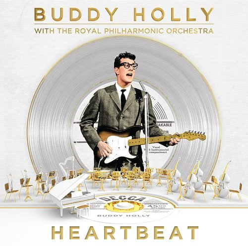 Buddy Holly - Heartbeat - Single