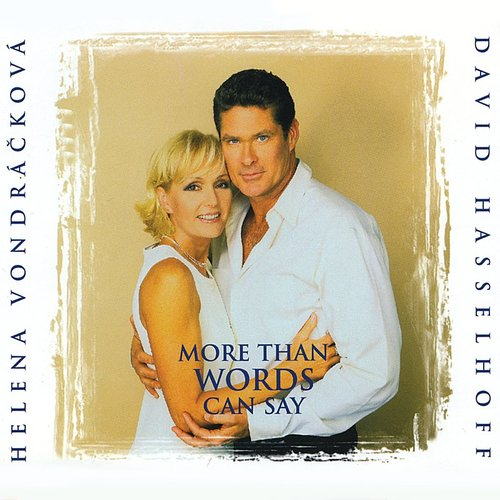 David Hasselhoff - More Than Words Can Say EP