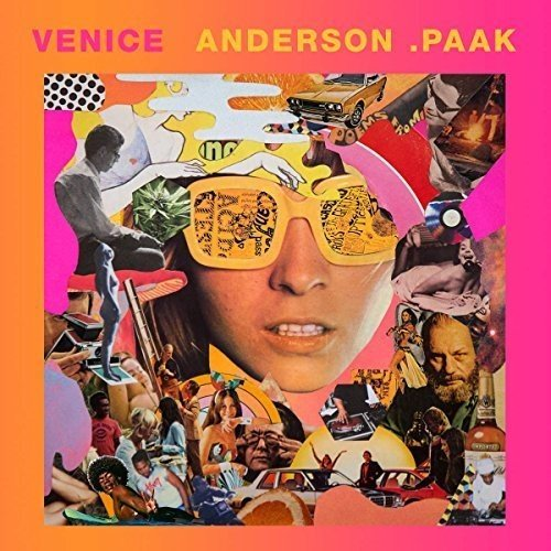 Anderson .Paak - Venice [Import]