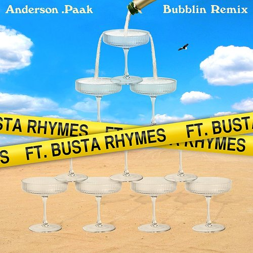 Anderson .Paak - Bubblin (Feat. Busta Rhymes) [Remix] - Single