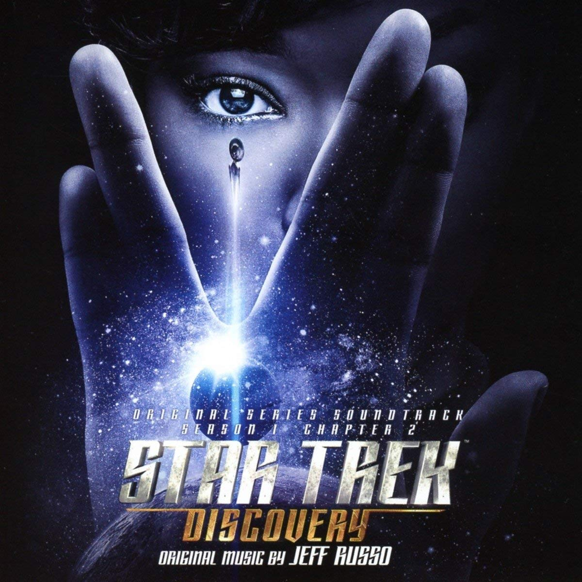 Jeff Russo - Star Trek: Discovery Season 1 Chapter 2 Original Soundtrack [Import]