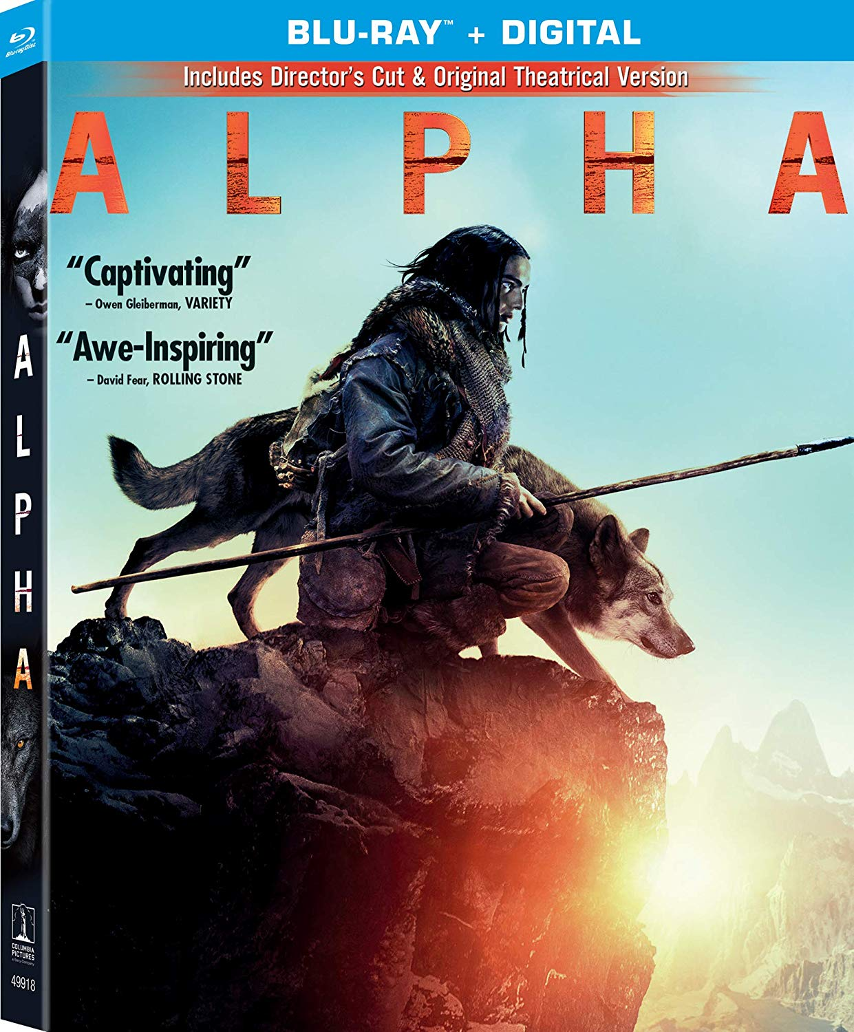 Alpha Blue Movie alpha [movie] - alpha