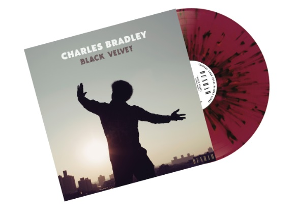 Charles Bradley - Black Velvet [Daptone Authorized Dealer Purple/Black Splatter Vinyl]