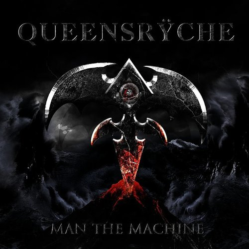Queensryche - Man The Machine - Single