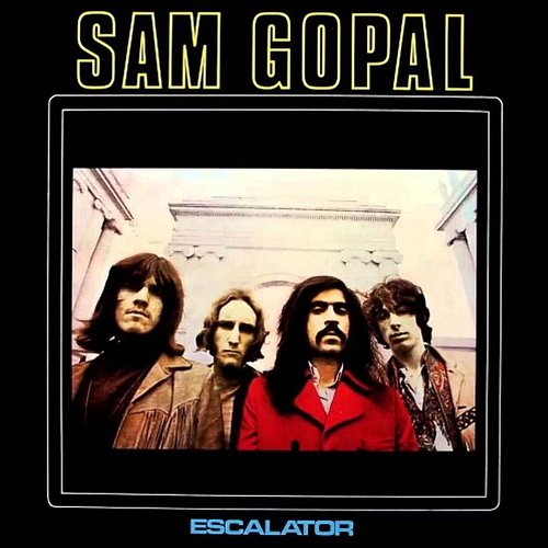 Sam Gopal - Escalator (Uk)