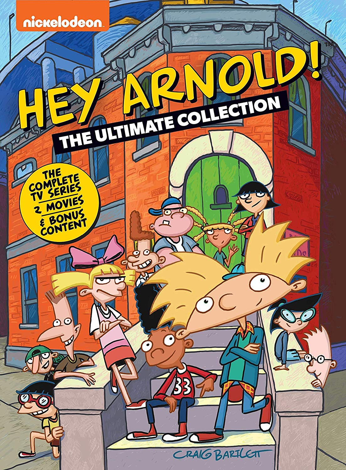 Hey Arnold! [TV Series] - Hey Arnold!: The Ultimate Collection