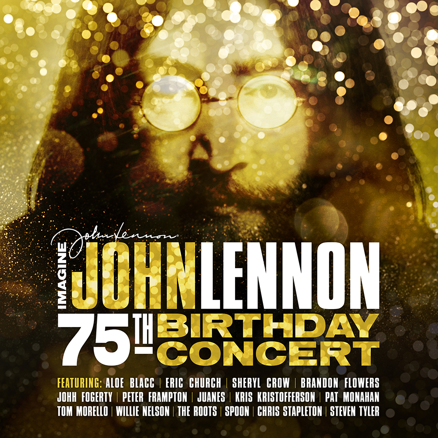 Various Artists - Imagine: John Lennon 75th Birthday Concert [CD/DVD]