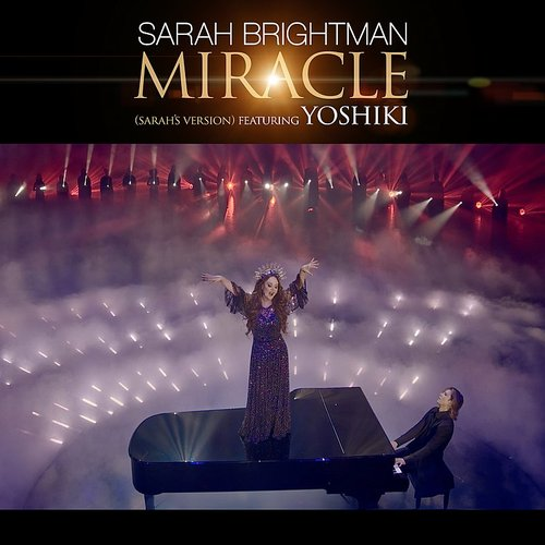Sarah Brightman - Miracle (Sarah's Version) - Single