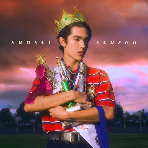Conan Gray - Sunset Season (10in) [Colored Vinyl] (Ep)