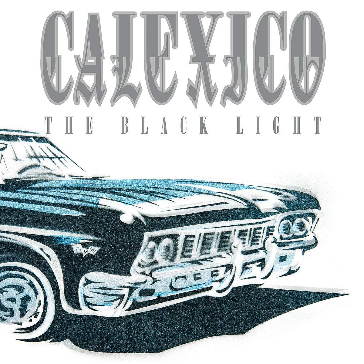 Calexico - The Black Light: 20th Anniversary Edition [Crystal Clear LP]